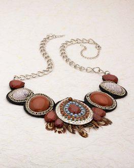 Buy Indowestern Necklaces Online India Voylla